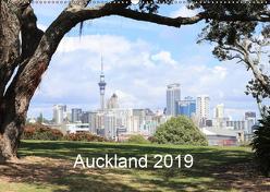 Auckland 2019 (Wandkalender 2019 DIN A2 quer) von NZ.Photos