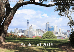 Auckland 2019AT-Version (Wandkalender 2019 DIN A4 quer) von NZ.Photos
