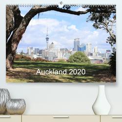Auckland 2020AT-Version (Premium, hochwertiger DIN A2 Wandkalender 2020, Kunstdruck in Hochglanz) von NZ.Photos