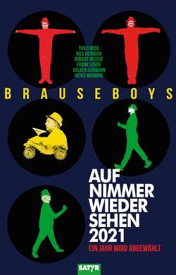 Aud Nimmerwiedersehen 2021 von Bock,  Thilo, Heinrich,  Nils, Rescue,  Robert, Sorge,  Frank, Surmann,  Volker, Werning,  Heiko