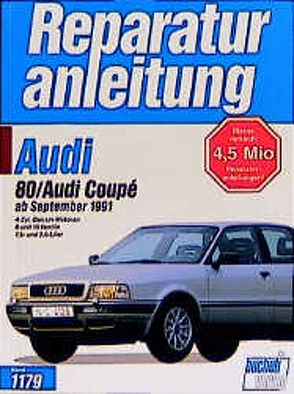 Audi 80 / Audi Coupé ab September 1991