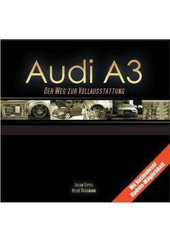 Audi A3 von Busemann,  Helge, Sippel,  Julian