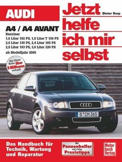 Audi A4 Benziner von Korp,  Dieter