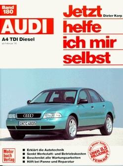 Audi A4 TDI Diesel von Korp,  Dieter
