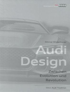 Audi Design von Wickenheiser,  Othmar