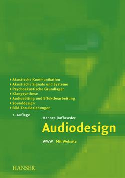 Audiodesign von Raffaseder,  Hannes