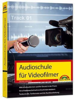 Audioschule für Videofilmer von Rühmer,  Dennis