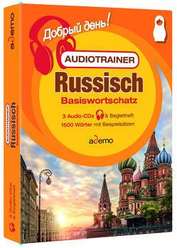 Audiotrainer Basiswortschatz Russisch