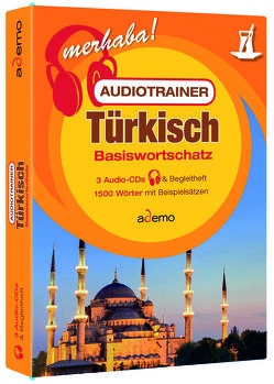 Audiotrainer Basiswortschatz Türkisch