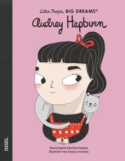 Audrey Hepburn von Arrazola,  Amaia, Becker,  Svenja, Sánchez Vegara,  María Isabel