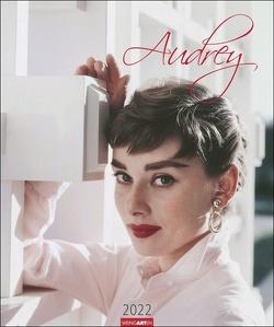 Audrey Kalender 2022 von Weingarten