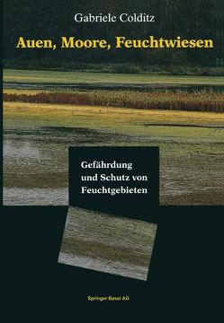 Auen, Moore, Feuchtwiesen von Colditz,  Gabriele