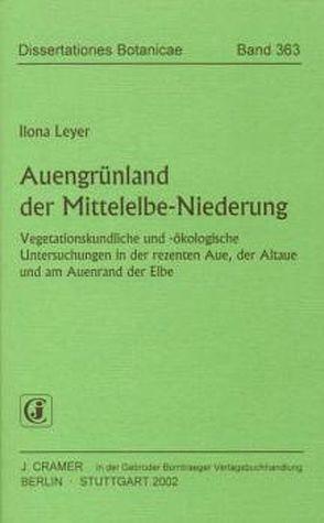 Auengrünland der Mittelelbe-Niederung von Leyer,  Ilona