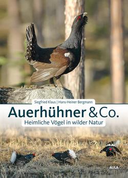 Auerhühner & Co. von Bergmann,  Hans-Heiner, Klaus,  Siegfried
