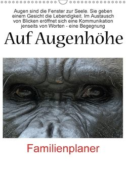 Auf Augenhöhe (Wandkalender 2018 DIN A3 hoch) von VB-Bildermacher,  k.A.