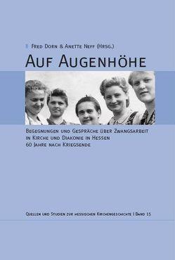 Auf Augenhöhe von Dorn,  Fred, Neff,  Anette