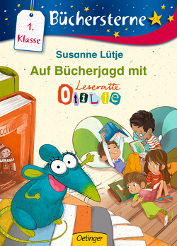 Auf Bücherjagd mit Otilie von Krischker,  Heiko, Lütje,  Susanne