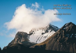 Auf dem Gipfel zu deinem Krimibuch von Zachrau,  Anja