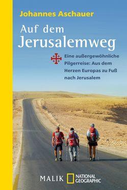 Auf dem Jerusalemweg von Aschauer,  Johannes