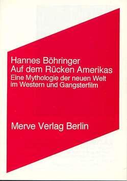 Auf dem Rücken Amerikas von Böhringer,  Hannes