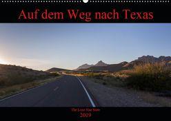 Auf dem Weg nach Texas (Wandkalender 2019 DIN A2 quer) von vinne90