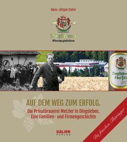 Auf dem Weg zum Erfolg von Salier,  Hans-Jürgen