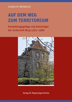 Auf dem Weg zum Territorium von Brendler,  Albrecht