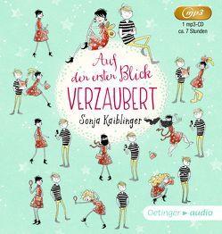 Auf den ersten Blick verzaubert (mp3 CD) von Ahlborn,  Jodie, Kaiblinger,  Sonja, Schneider,  Frauke