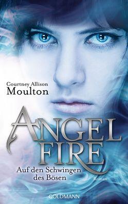 Auf den Schwingen des Bösen von Moulton,  Courtney Allison