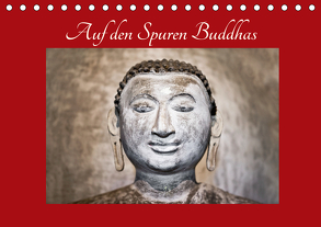 Auf den Spuren Buddhas (Tischkalender 2020 DIN A5 quer) von Knobloch,  Victoria