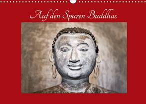 Auf den Spuren Buddhas (Wandkalender 2020 DIN A3 quer) von Knobloch,  Victoria