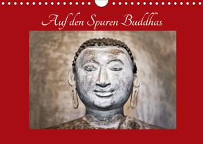 Auf den Spuren Buddhas (Wandkalender 2020 DIN A4 quer) von Knobloch,  Victoria
