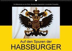 Auf den Spuren der HabsburgerAT-Version (Wandkalender 2018 DIN A2 quer) von Bartek,  Alexander