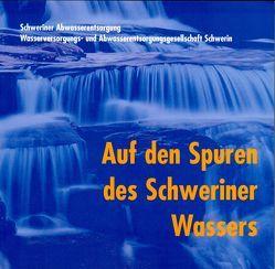 Auf den Spuren des Schweriner Wassers von Hempel,  May, Sens,  Ingo