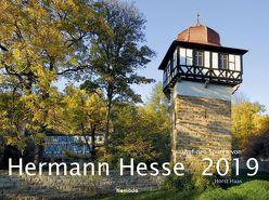 Auf den Spuren von Hermann Hesse 2019 von ALPHA EDITION, Haas,  Horst, Nomada Verlag