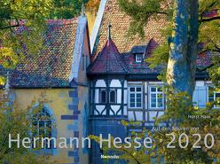 Auf den Spuren von Hermann Hesse 2020 – Deutschland – Bildkalender quer (56 x 42) – Literaturkalender – Wandkalender von ALPHA EDITION, Haas,  Horst, Nomada Verlag