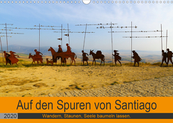 Auf den Spuren von Santiago – Wandern, Staunen, Seele baumeln lassen. (Wandkalender 2020 DIN A3 quer) von Biskupek,  Sylvia