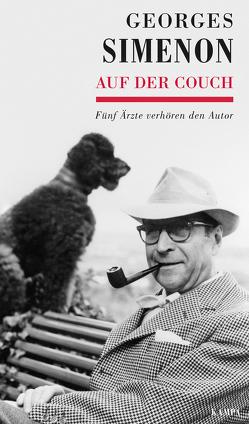 Auf der Couch von Bornholm,  Nicolaus, Simenon,  Georges