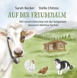 Auf der Freudenalm von Becker,  Sarah