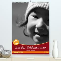 Auf der Seidenstrasse (Premium, hochwertiger DIN A2 Wandkalender 2021, Kunstdruck in Hochglanz) von (Schweiz),  Huttwil, Schmid,  Samuel