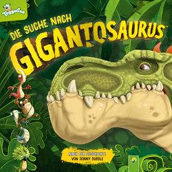 Die Suche nach Gigantosaurus von Duddle,  Jonny