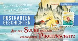 Auf der Suche nach dem verborgenen Piratenschatz von Höhne,  Klaus, Koch,  Amanda