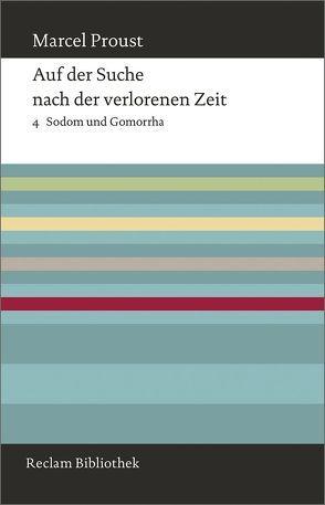 Auf der Suche nach der verlorenen Zeit von Fischer,  Bernd-Jürgen, Proust,  Marcel