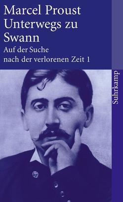 Auf der Suche nach der verlorenen Zeit. Frankfurter Ausgabe von Proust,  Marcel