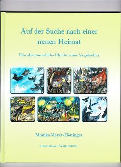 Auf der Suche nach einer neuen Heimat von Fally,  Josef, Mayer-Höttinger,  Monika, Stifter,  Walter
