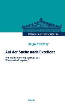 Auf der Suche nach Exzellenz von Nowotny,  Helga