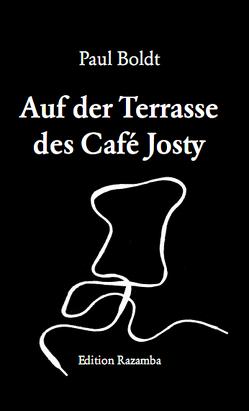 Auf der Terasse des Café Josty von Boldt,  Paul, Pendzich,  Marc