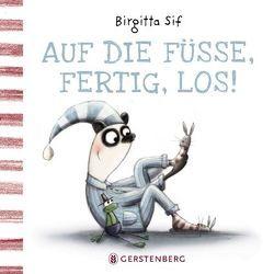 Auf die Füße, fertig, los! von Günther,  Ulli und Herbert, Sif,  Birgitta