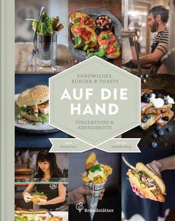 Auf die Hand – Leseprobe von Haug,  Daniela, Paul,  Stevan