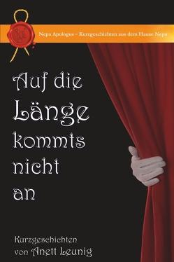 Auf die Länge kommts nicht an von Leunig,  Anett, Lüke,  Dagmar